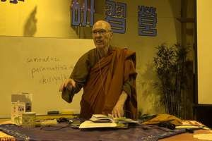 Abhidhamma Study Retreat (9/4-7/2015)