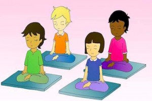 Meditation 1 Day Course for Children (WJML: 6/11, 9:00 am - 4:30 pm)