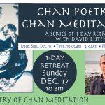 1 Day Meditation Retreat with David Listen (12/17/2017)