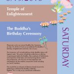 TOE Buddha's Birthday Ceremony • BRONX