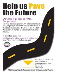 Help us Pave the Future
